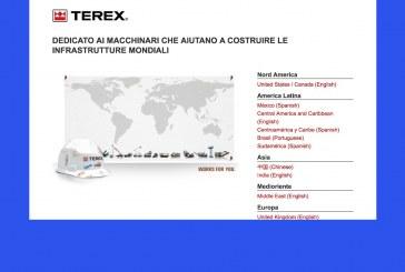 TEREX CONFERMA L'INTERESSE DI ZOOMLION