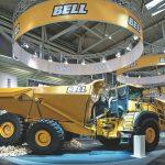 VISTO AL BAUMA: BELL B60E