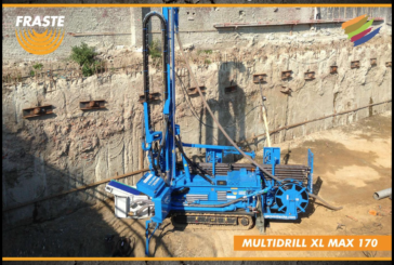 LA VERSATILE MULTIDRILL XL MAX 170 DI FRASTE