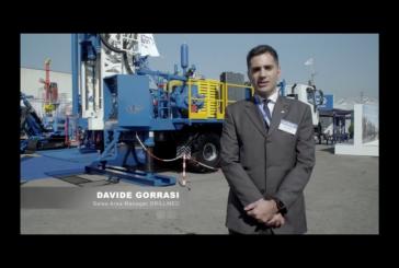 GEOFLUID 2016: VIDEOINTERVISTA DRILLMEC