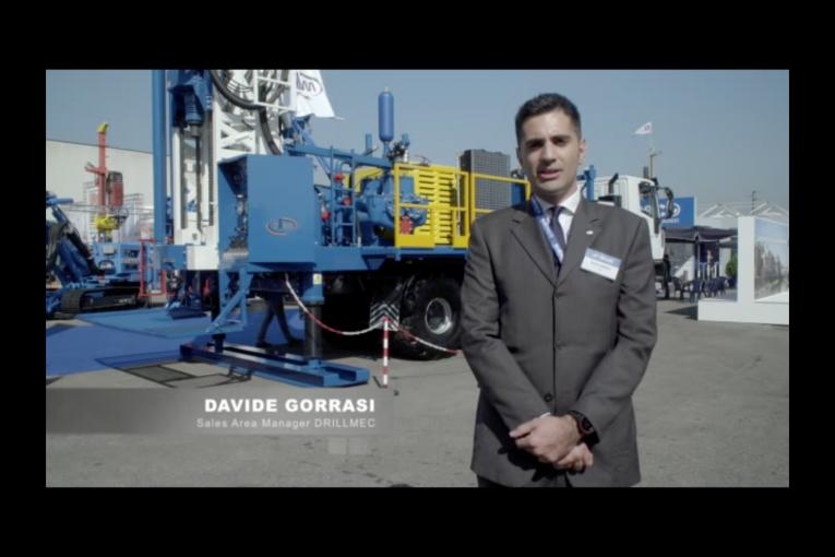 GEOFLUID 2016: VIDEOINTERVISTA DRILLMEC - Perforare - DRILLMEC Geofluid 2016 videointerviste - Geofluid 2016