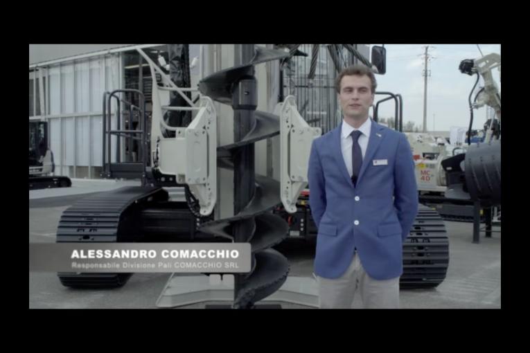 GEOFLUID 2016: VIDEOINTERVISTA COMACCHIO - Perforare - COMACCHIO Geofluid 2016 videointervista - Geofluid 2016