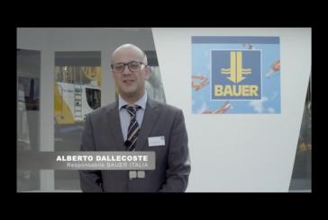 GEOFLUID 2016: VIDEOINTERVISTA BAUER MACCHINE ITALIA