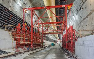 PERI PER LO STATE ROUTE 99 TUNNEL DI SEATTLE - Perforare -  - Uncategorized