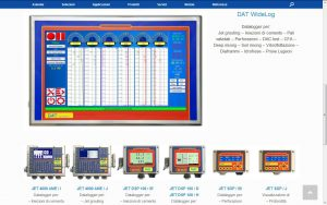 ON LINE IL NUOVO SITO DI DAT INSTRUMENTS - Perforare - DAT instruments datalogger perforazione - Aziende News 2