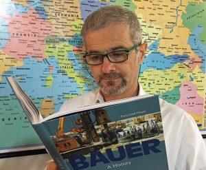 DIECI ANNI DI BAUER MACCHINE ITALIA - Perforare - BAUER Bauer Macchine Italia fondazioni speciali - Aziende Fondazioni speciali News Perforazioni 12