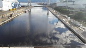 SEDIMENT WASHING (SW) AL PORTO DI PALERMO - Perforare - - Aziende News 2