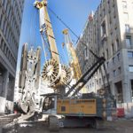 LIEBHERR SLURRY WALL APPLICATIONS