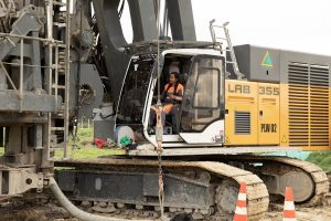 LIEBHERR, IN COLOMBIA - Perforare -  - Uncategorized 1