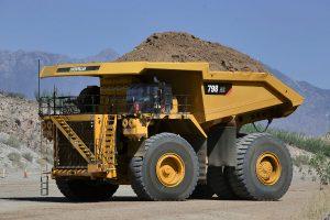 DUMPER: DUE NUOVI CAT - Perforare - Cat 794 AC Cat 796 AC Caterpillar DUMPER - Industria estrattiva-mineraria Macchinari per cave News 1
