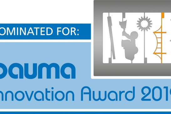 BAUMA INNOVATION AWARD 2019: NOMINATION PER BAUER