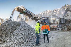 METSO AL BAUMA - Perforare -  - Fiere Industria estrattiva-mineraria Macchinari per cave News