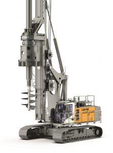 UN CARICO DI NOVITA' DA LIEBHERR AL BAUMA - Perforare -  - Aziende Fiere Fondazioni speciali Macchine per diaframmi News Tecnologia 1