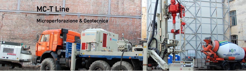 LA LINEA MC-T DI COMACCHIO: NON PLUS ULTRA - Perforare - COMACCHIO linea MC-T perforatrici idrauliche - News Perforazioni