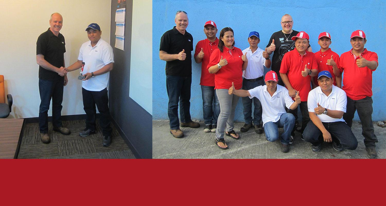 SANDVIK SBARCA NELLE FILIPPINE - Perforare -  - Industria estrattiva-mineraria News Perforazioni 1