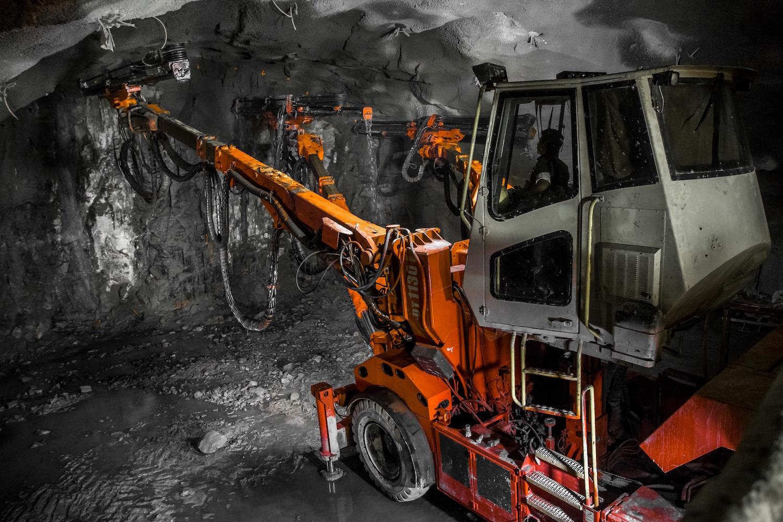 DUE SANDVIK JUMBO PER ACAPULCO - Perforare -  - News Tunnelling