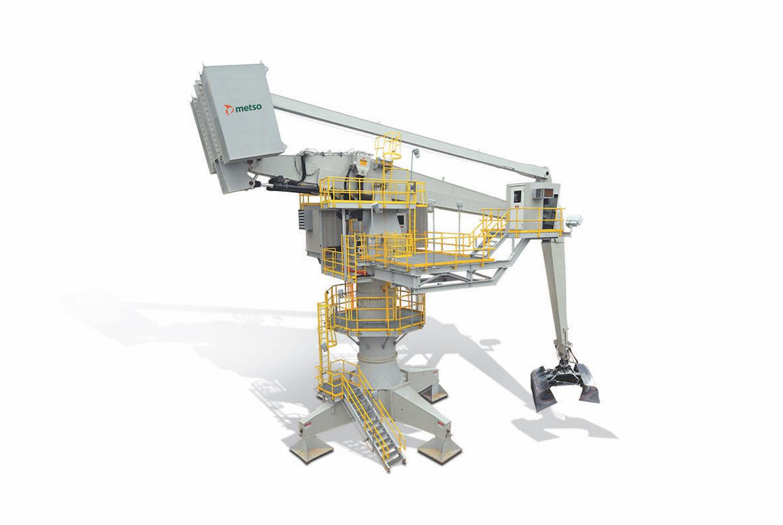 METSO TRA RICICLAGGIO E MINING - Perforare - gru MBC 95/29 Metso riciclaggio - Industria estrattiva-mineraria News