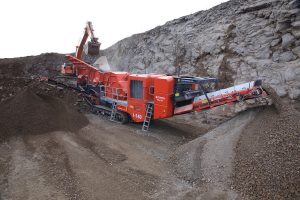 TEREX FINLAY I-140: QUESTIONI DI FLUSSO - Perforare -  - Industria estrattiva-mineraria News