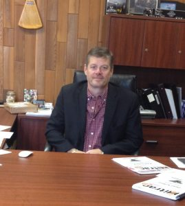 Paul Scharf, presidente di Hitrac