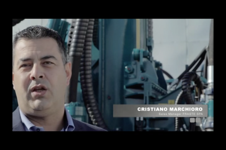 GEOFLUID 2016: VIDEOINTERVISTA FRASTE - Perforare - FRASTE Geofluid 2016 videointervista - Geofluid 2016