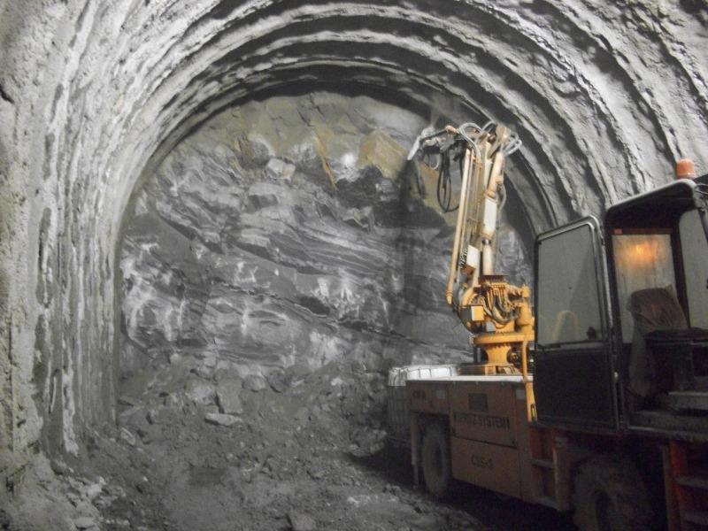 A3: PROSEGUONO I LAVORI D COMPLETAMENTO DEL MACROLOTTO 3.2 - Perforare -  - News Tunnelling