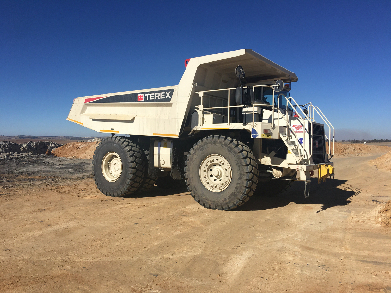 TR60 DI TEREX TRUCKS: 25.000 ORE IN MINIERA - Perforare - Atlantis Mining miniera di carbone Sud Africa Terex Trucks TR60 - Case History Industria estrattiva-mineraria News 1