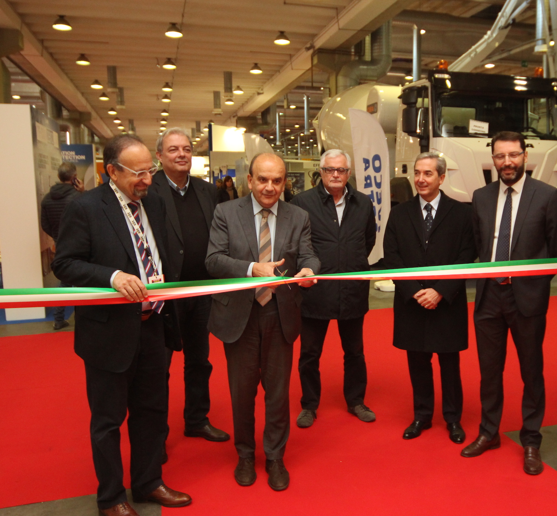 GIC 2016: al via il secondo giorno - Perforare - calcestruzzo fiera GIC 2017 Giornate Italiane del calcestruzzo Piacenza - Fiere News