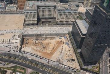 TREVI ALL'OPERA PER LE FONDAZIONI DELLA NUOVA ICD TOWER DI DUBAI