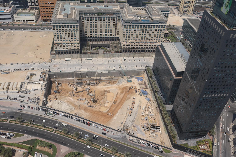 TREVI ALL'OPERA PER LE FONDAZIONI DELLA NUOVA ICD TOWER DI DUBAI - Perforare -  - Case History Fondazioni speciali News 1