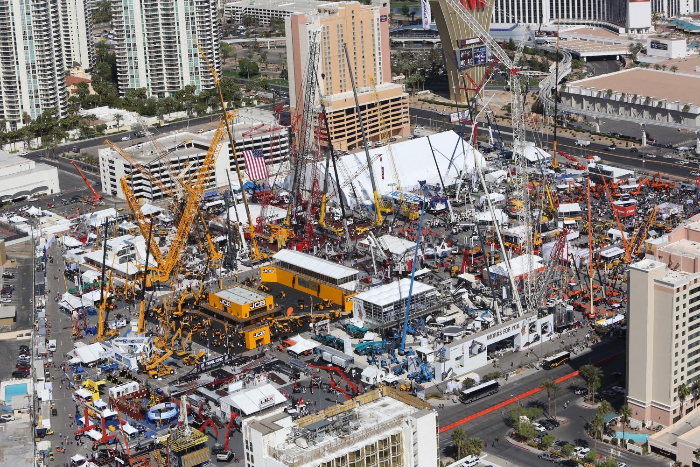 CONEXPO: SI PARTE - Perforare - ConExpo Las Vegas - Fiere News