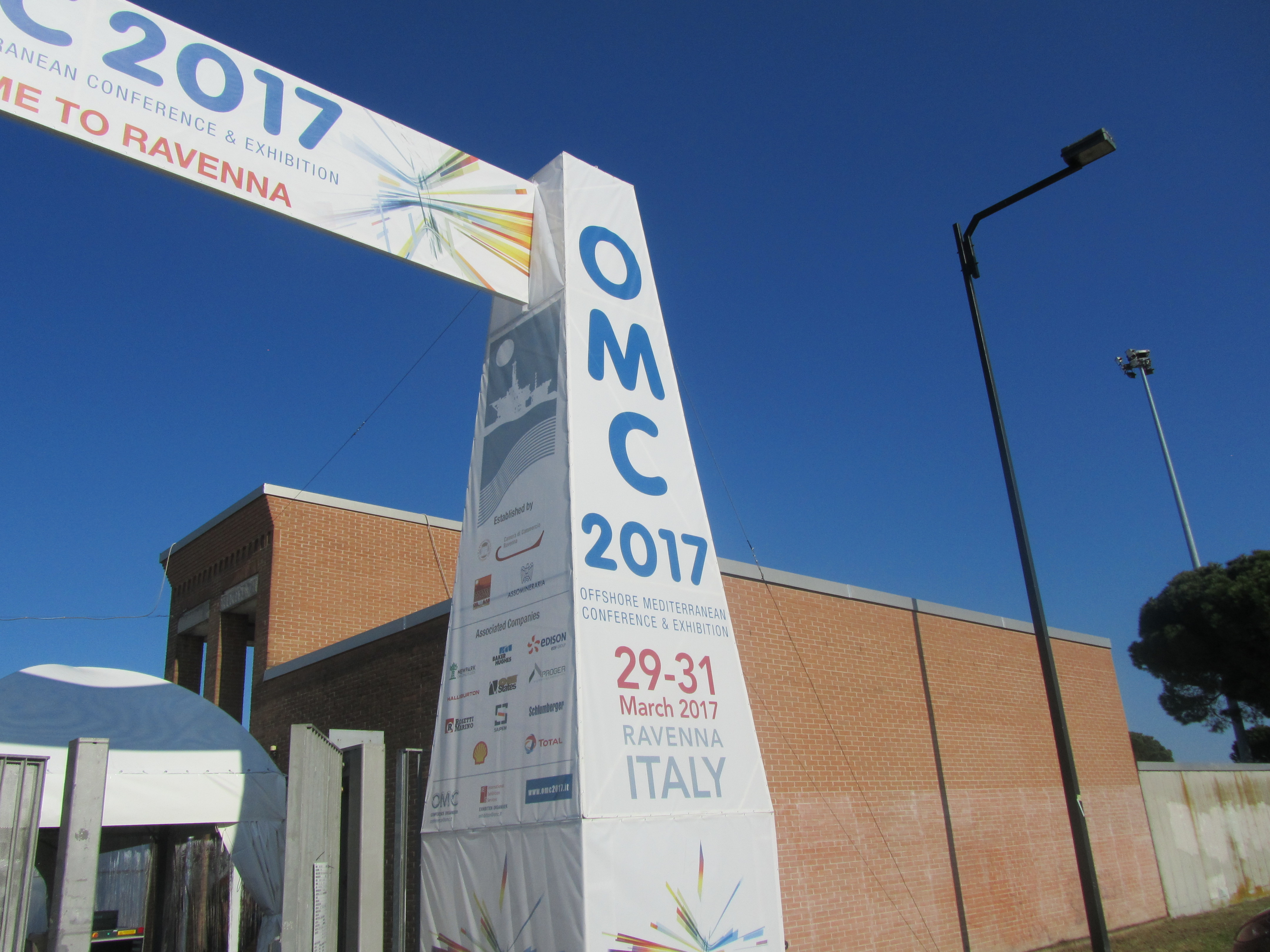 SI APRE A RAVENNA L'OMC 2017 - Perforare -  - Uncategorized