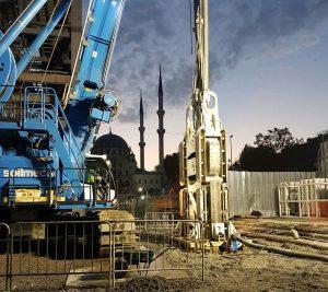 Trevi lavora a Istanbul - Perforare -  - News 1