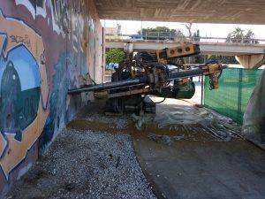FRASTE NEL MONDO - Perforare - cantieri nel mondo FRASTE - Case History News Perforazioni