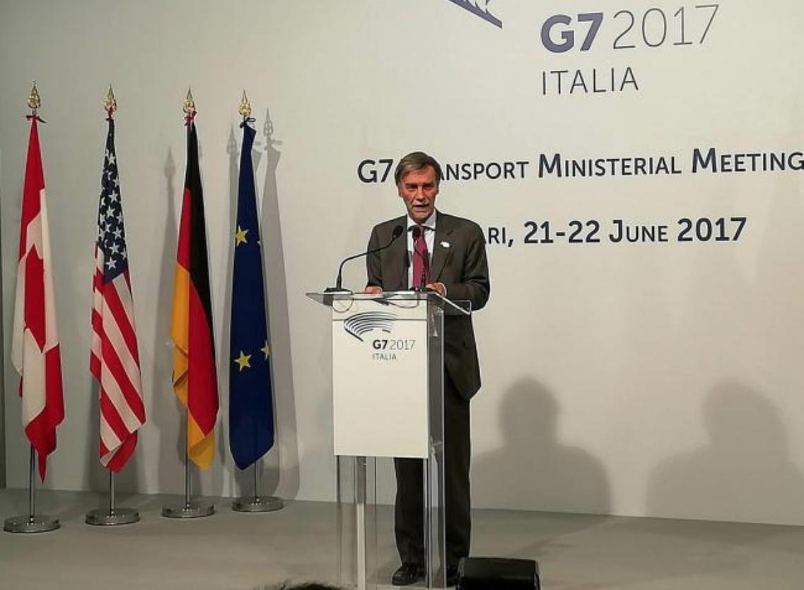 Il G7 TRASPORTI DI CAGLIARI AFFERMA IL VALORE SOCIALE DELLE INFRASTRUTTURE - Perforare -  - Uncategorized