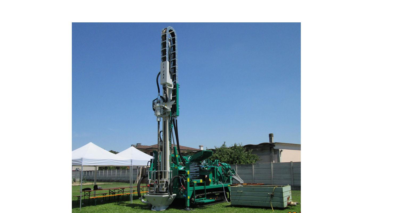 SUCCESSO PER LA FRASTE XL170MAX - Perforare - FRASTE FRASTE XL170Max geotermia perforazione - News Perforazioni 1