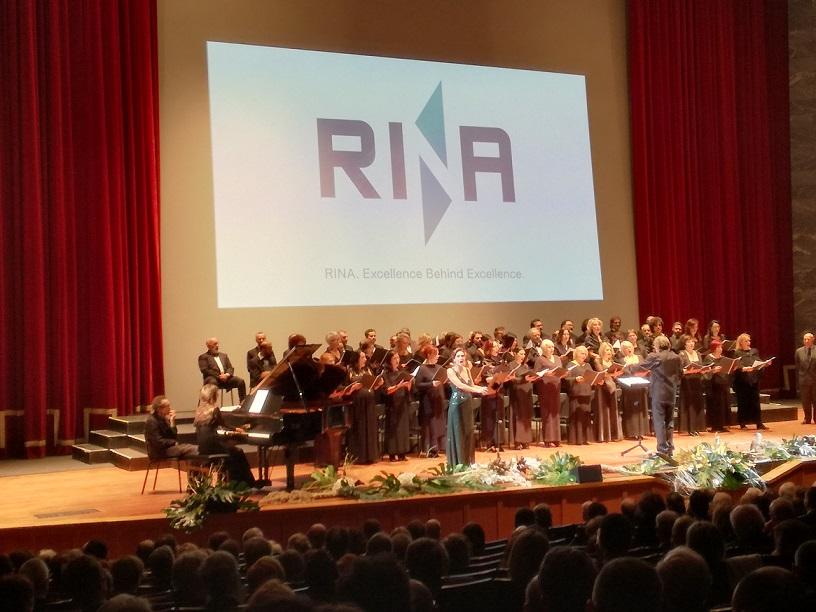 IL RINA PRESENTA IL NUOVO LOGO E LANCIA LA PIATTAFORMA DIGITALE 'CUBE' - Perforare - CUBE RINA - News