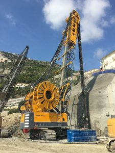 DIECI ANNI DI BAUER MACCHINE ITALIA - Perforare - BAUER Bauer Macchine Italia fondazioni speciali - Aziende Fondazioni speciali News Perforazioni 10