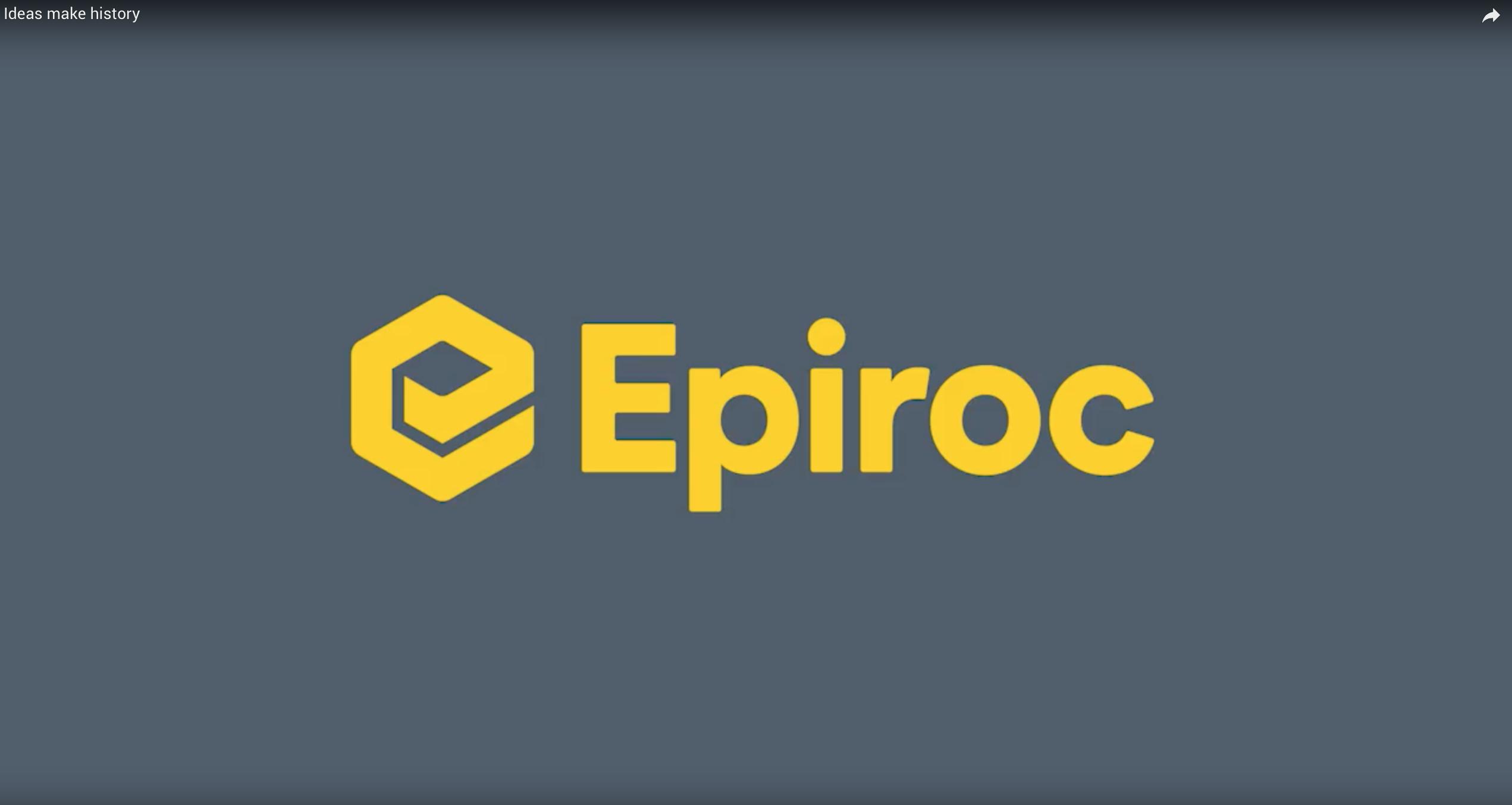 EPIROC: LA STORIA DELLE IDEE - Perforare -  - News Perforazioni