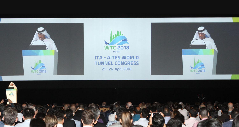 WORLD TUNNEL CONGRESS 2018 - Perforare - SOE. ITA World Tunnel Congress WTC - Associazioni Eventi News Tunnelling