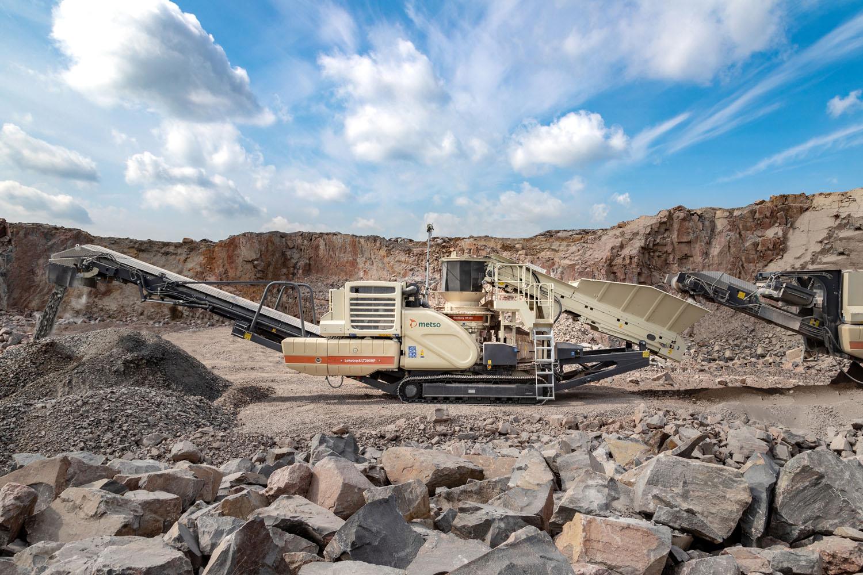 METSO AL BAUMA - Perforare - bauma Lokotrack LT200HP Metso Metso MX - Fiere Industria estrattiva-mineraria Macchinari per cave News