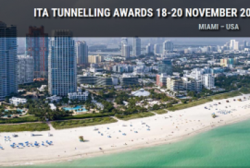 THE INTERNATIONAL TUNNELLING AND UNDERGROUND SPACE ASSOCIATION INVITA A CANDIDARSI