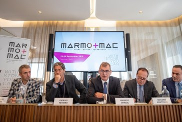 MARMOMAC 2019 ALLE PORTE. INVESTIMENTI PER 105 MILIONI DI EURO