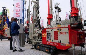MC 3, LA PERFORAZIONE ECLETTICA SECONDO COMACCHIO - Perforare - COMACCHIO - Fiere Fondazioni speciali Macchine per micropali Macchine per pali News