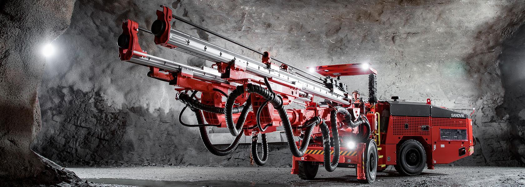 IL - Perforare -  - Industria estrattiva-mineraria Macchine per gallerie Tunnelling