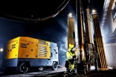 DRILLAIR, LA SPINTA GEOTERMICA DI ATLAS COPCO