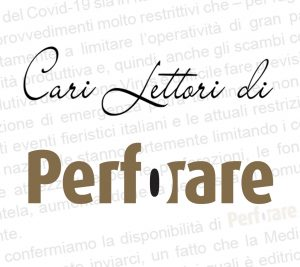 CARI LETTORI DI PERFORARE - Perforare -  - Uncategorized