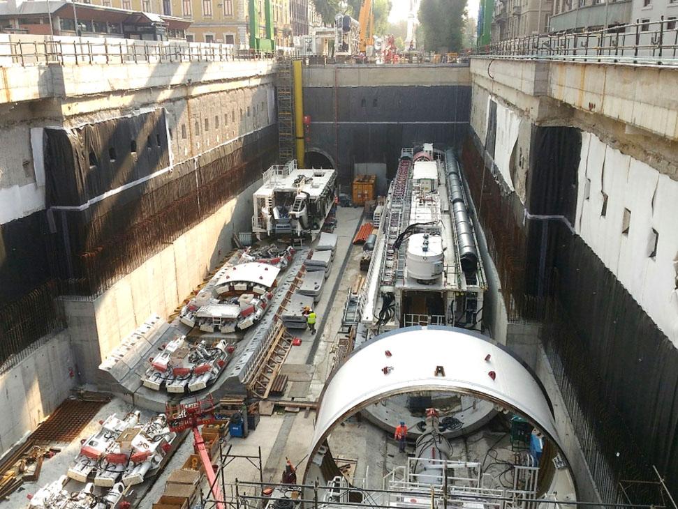 TEAMSYSTEM CPM, INGEGNERIA FUORI DAL TUNNEL CON IL CLOUD - Perforare -  - Fondazioni speciali Infrastrutture News